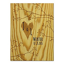Ever Lasting Love Canvas Wall Art
