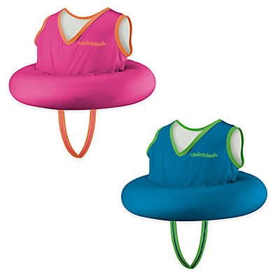 Aqua Leisure® Deluxe Tot Trainer with Safety Strap