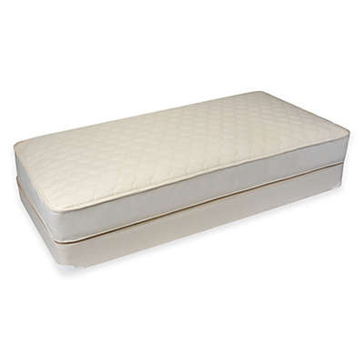 Naturepedic 2-in-1 Ultra/Quilted Twin Trundle Mattress