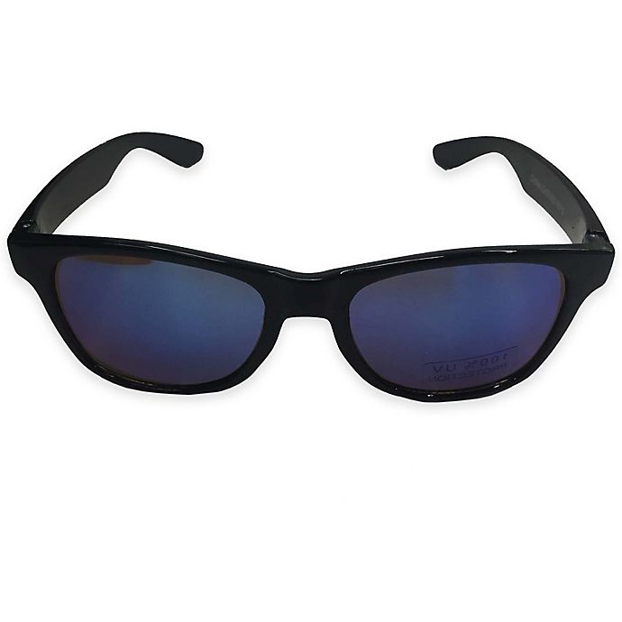 d9bd37280989 On The Verge Sunglasses in Black