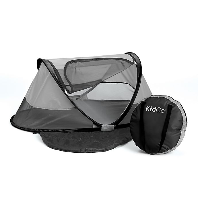 Alternate image 1 for KidCo® PeaPod Infant Travel Bed in Midnight