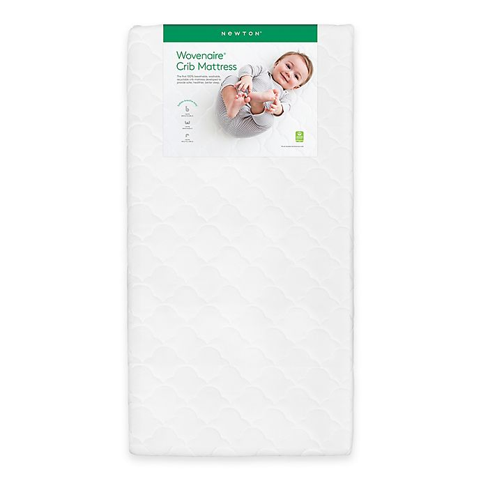 Alternate image 1 for Newton Baby® Wovenaire® Crib Mattress