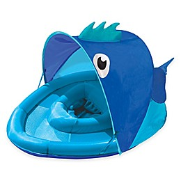 Aqua Leisure® Fabric Covered Fun Fish Baby Float