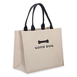 "Harry Barker® ""Good Dog"" Tote in Natural"