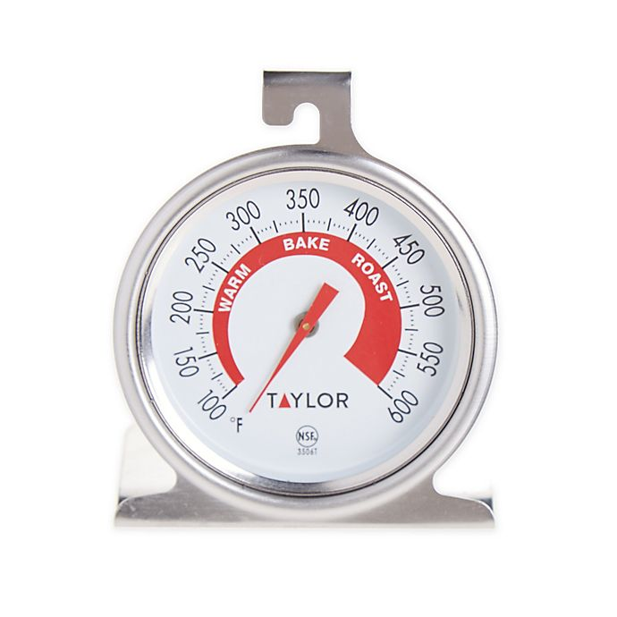 Alternate image 1 for Taylor TruTemp Oven Dial Cooking Thermometer