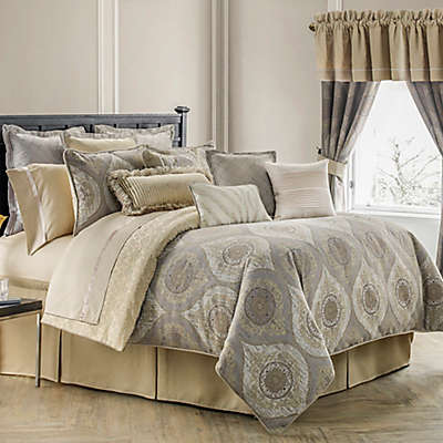 Waterford® Linens Marcello Reversible Comforter Set