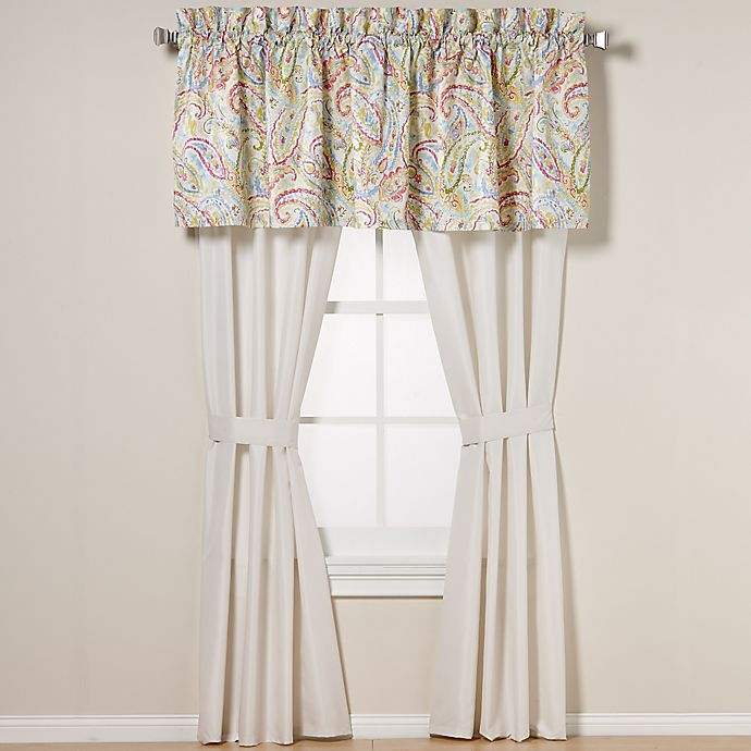 Alternate image 1 for Cait 84-Inch Window Curtain Panel Pair