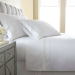 Austin Horn En'Vogue Charlotte Embroidered Sheet Set