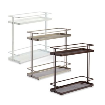 Org 2 Tier Cabinet Organizer Bed Bath And Beyond Canada