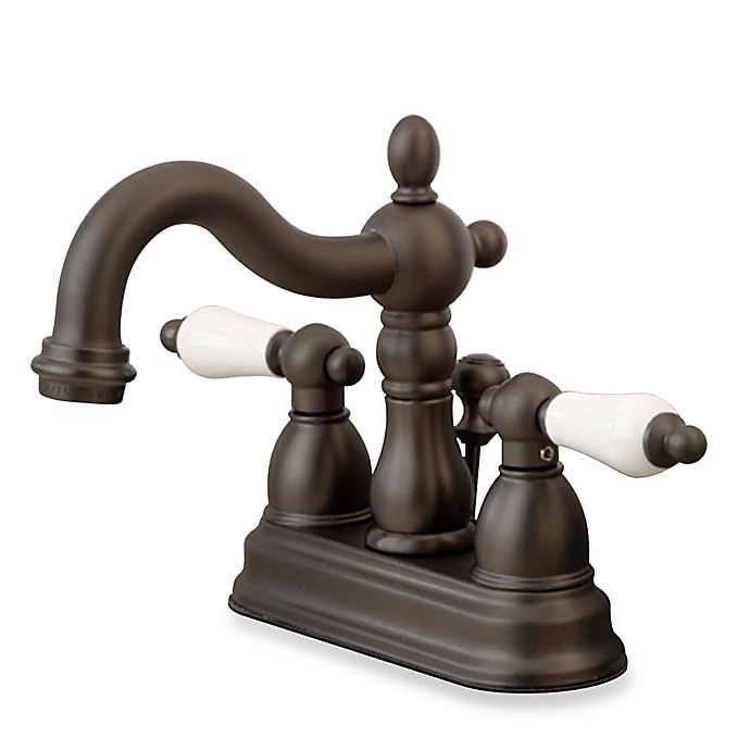 Alternate image 1 for Kingston Brass Heritage 2-Handle Bathroom Faucets