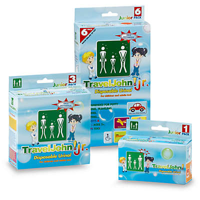 TravelJohn™ Disposable Urinal