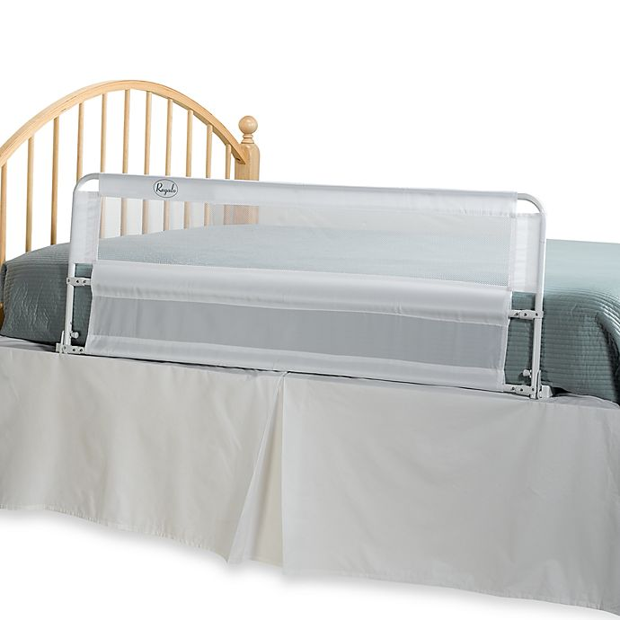 Alternate image 1 for Hide-Away 43-Inch Portable Bed Rail by Regalo®