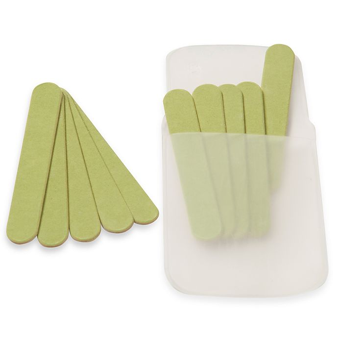 Alternate image 1 for Emery Boards with Travel Case 10-Pack by Safety 1st®