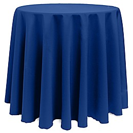 Basic Round Tablecloth