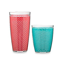 Kraftware™ Fishnet Doublewall Drinkware (Set of 4)