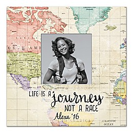 All About the Journey Canvas Wall Art