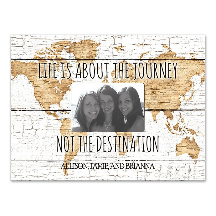 Alternate image 1 for Rustic Journey Canvas Wall Art