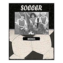Soccer Canvas Wall Art