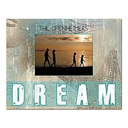 Pied Piper Creative Beach Dream Canvas Wall Art