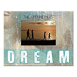Pied Piper Creative Beach Dream 14-Inch x 11-Inch Canvas Wall Art