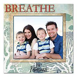 """Breathe"" Reef Canvas Wall Art"