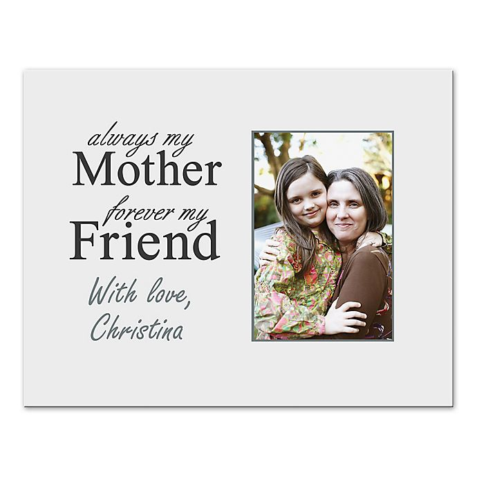Alternate image 1 for Mother and Friend Canvas Wall Art