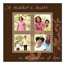 Mother's Garden Canvas Wall Art
