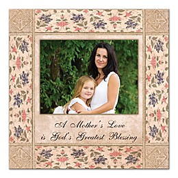 Mother's Blessings Canvas Wall Art