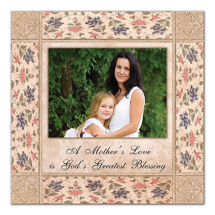 Alternate image 1 for Mother's Blessings Canvas Wall Art