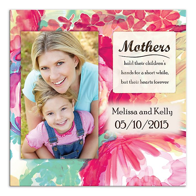 Alternate image 1 for Loving Mother Canvas Wall Art