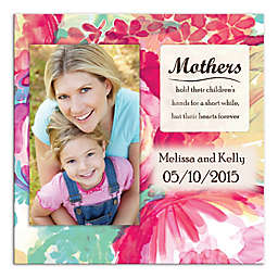 Loving Mother Canvas Wall Art