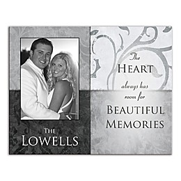 A Heart Has Room for Beautiful Memories Wall Art