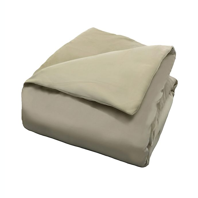 Alternate image 1 for Embrace 20 lb. Weighted Blanket in Taupe