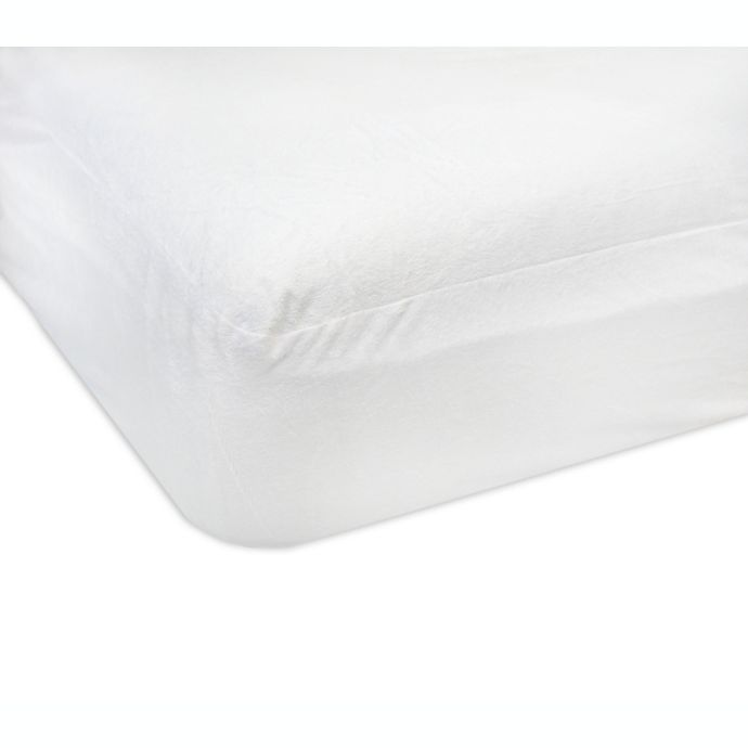 Alternate image 1 for Protex Terry Waterproof Mattress Protector