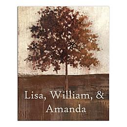 Pied Piper Creative Autumn Tree Canvas Wall Art