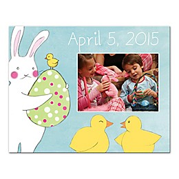Easter Chicks Canvas Wall Art