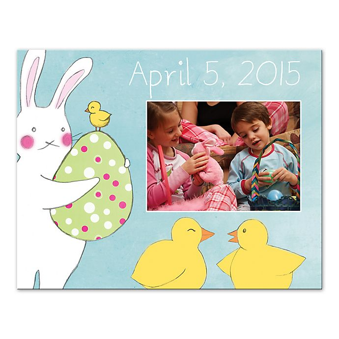 Alternate image 1 for Easter Chicks Canvas Wall Art