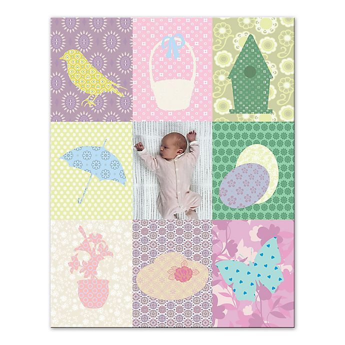 Alternate image 1 for Easter Panels Digitally Printed Canvas Wall Art