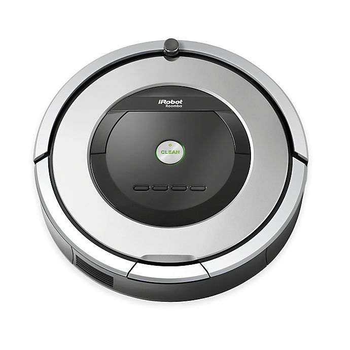 Irobot 174 Roomba 174 860 Vacuuming Robot Bed Bath Amp Beyond