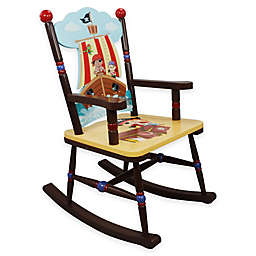 Teamson Fantasy Fields Pirate Island Kids Rocking Chair