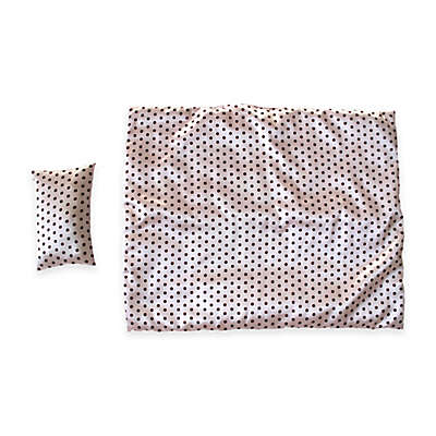 Olivia's Little World 18-Inch Doll Bedding in Polka Dots
