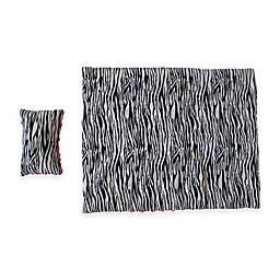 Olivia's Little World 18-Inch Doll Bedding in Zebra Print