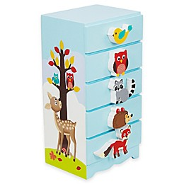 Teamson Fantasy Fields Enchanted Woods Jewelry Box