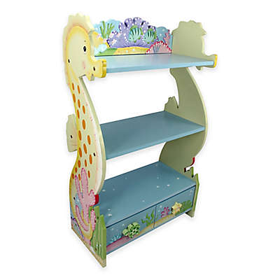 Teamson Fantasy Fields Under The Sea Kids Bookcase