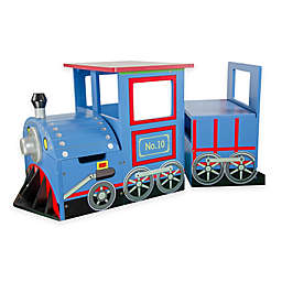 Teamson Kids Train Desk and Chair Set