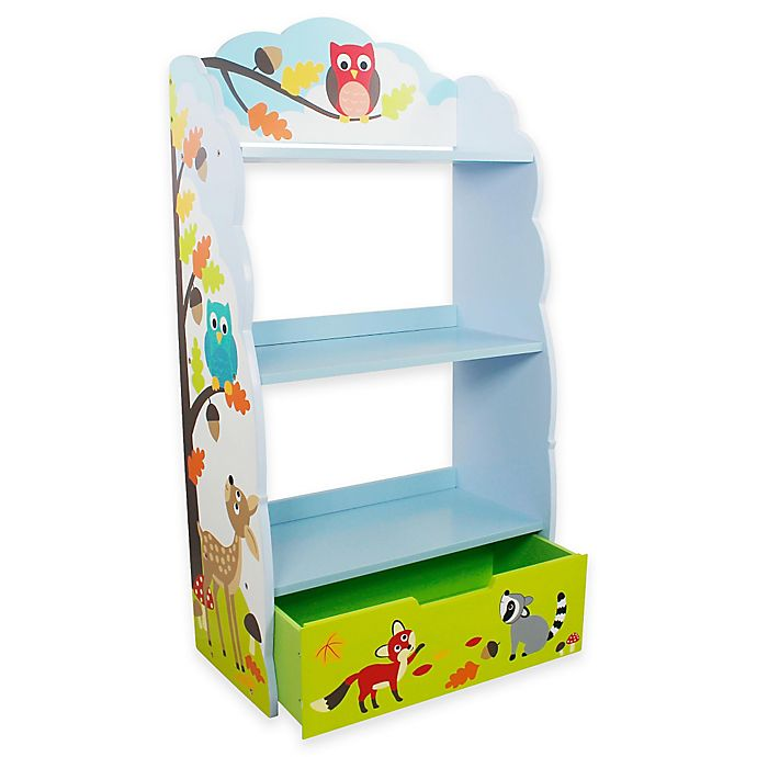 Alternate image 1 for Teamson Kids Fantasy Fields Enchanted Woods Bookcase