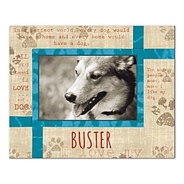Love Your Pup Canvas Wall Art