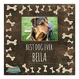 Best Dog Ever Digitally Printed Canvas Wall Art