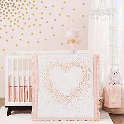 Lambs & Ivy® Sweetheart 3-Piece Crib Bedding Set