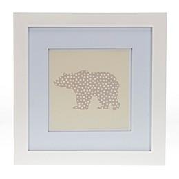 Glenna Jean Luna Polar Bear Framed Wall Art